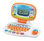 Vtech 155403 Pre School Laptop Interactive Educational Kids Computer Toy with 30 Activities Suitable for Children 3