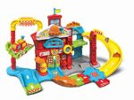 Vtech Toddler Interactive and Educational Toy for Children with Music and Light For Kids Boys and Girls 503903 Toot Drivers Refresh Fire Station