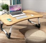 Foldable Laptop Bed Table Lap Desk Stand