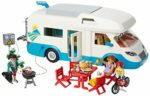 Playmobil 70088 Family Fun Toy Camper Van with Furniture: Amazon.co.uk: Toys & Games