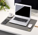 GUBEE Leather Multifunctional Office Desk Pad