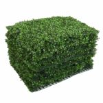 Dyna-Living 12Pcs Artificial Leaves Hedge Panels