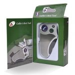 Golfer's Best Tool Golf Multitool All-IN-ONE - Stroke Counter