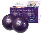 APPI Weighted Soft Pilates Balls