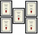 Star Online A4 Certificate Photo Picture Frame