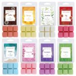 Candle Gift Set Scented Wax Melt Set of 8 x3oz