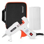 Hot Glue Gun with Carrying Case