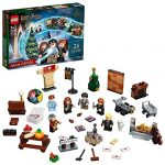 LEGO 76390 Harry Potter Advent Calendar 2021 Christmas Toys and Board Game Gift for Kids Aged 7 with 6 Minifigures