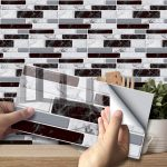Wall Tile Transfers Sticker for Home Decor