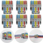 Compact Wire Connectors